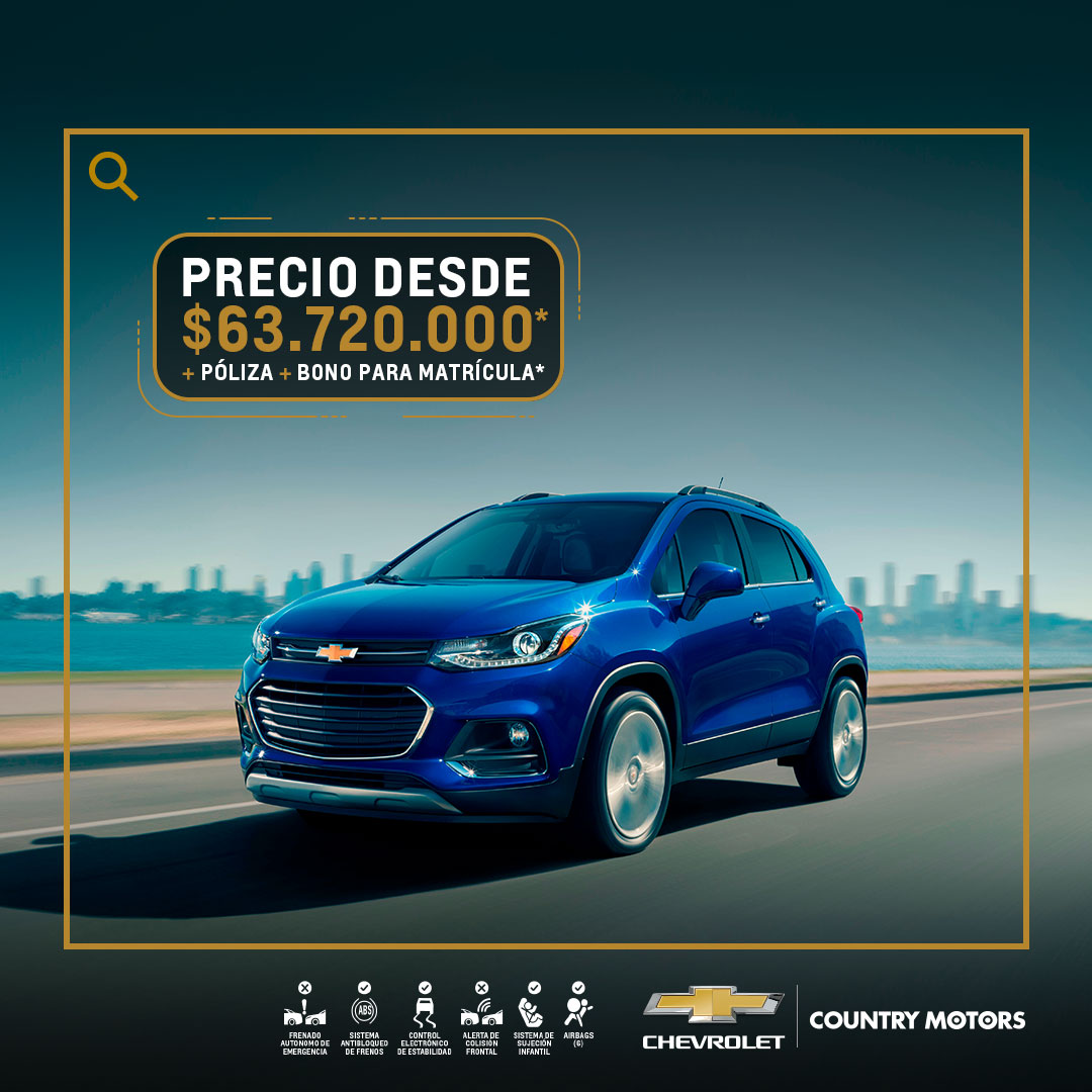 Chevrolet Country - Con matrícula