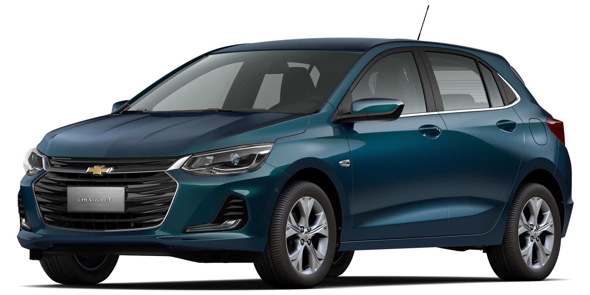 Chevrolet San Jorge - Nuevo Onix Turbo