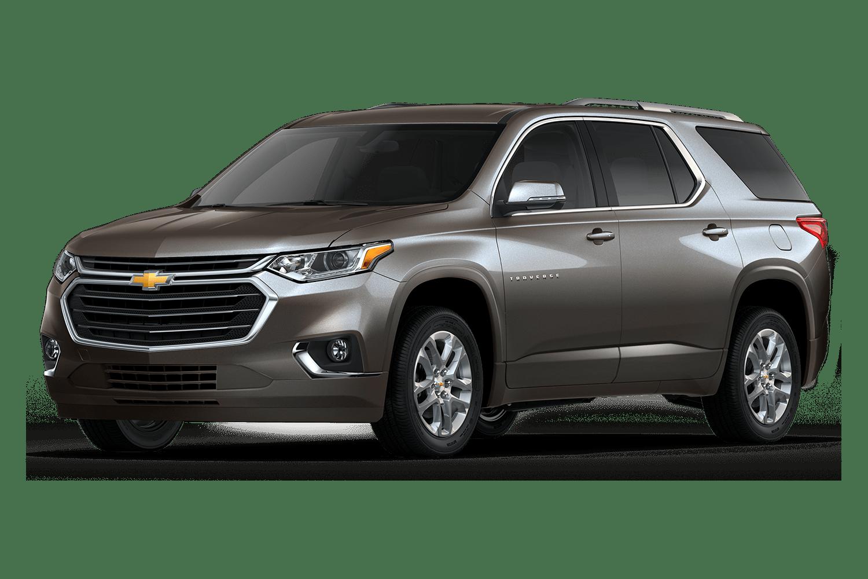 Chevrolet San Jorge - Traverse