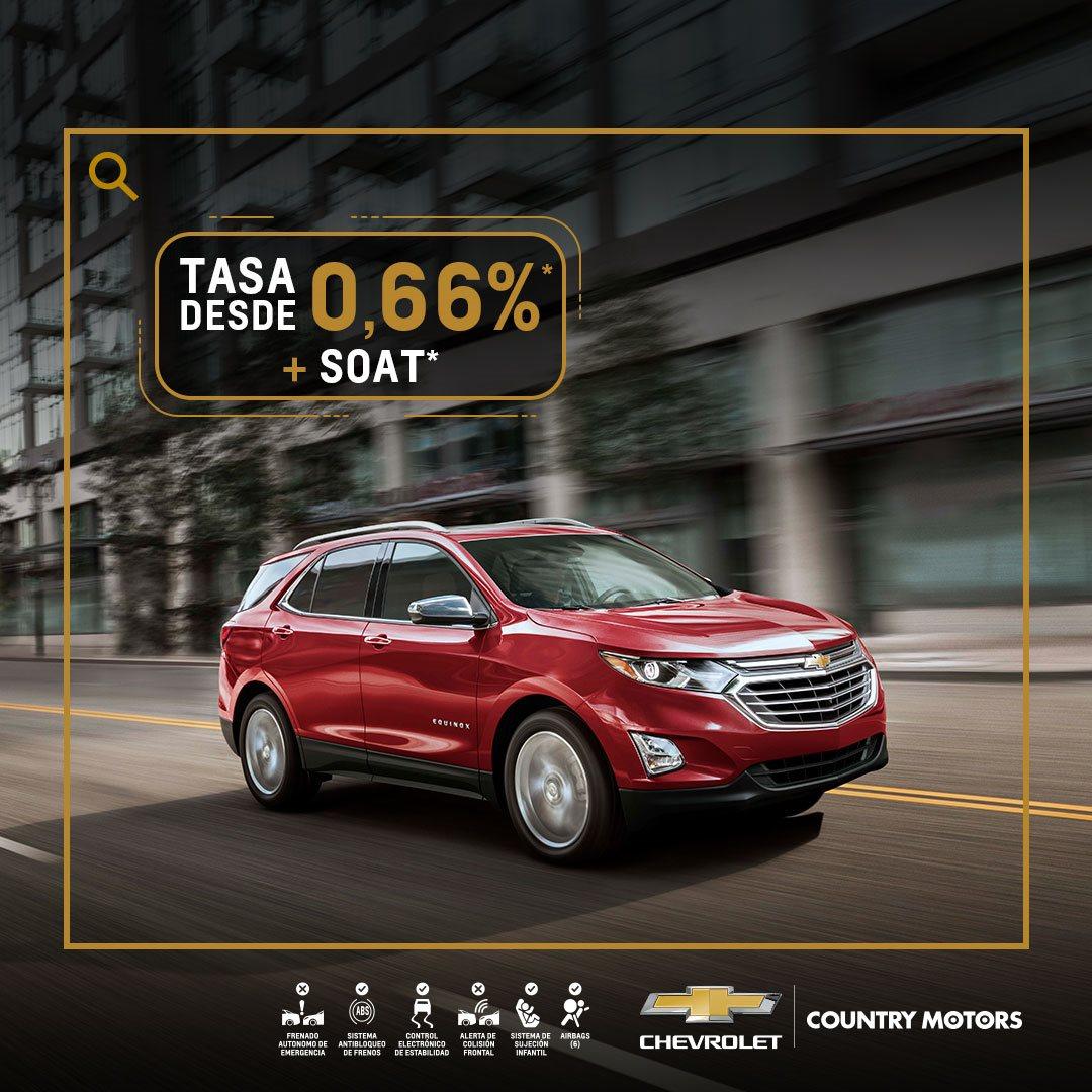 Chevrolet Country - bajo interés