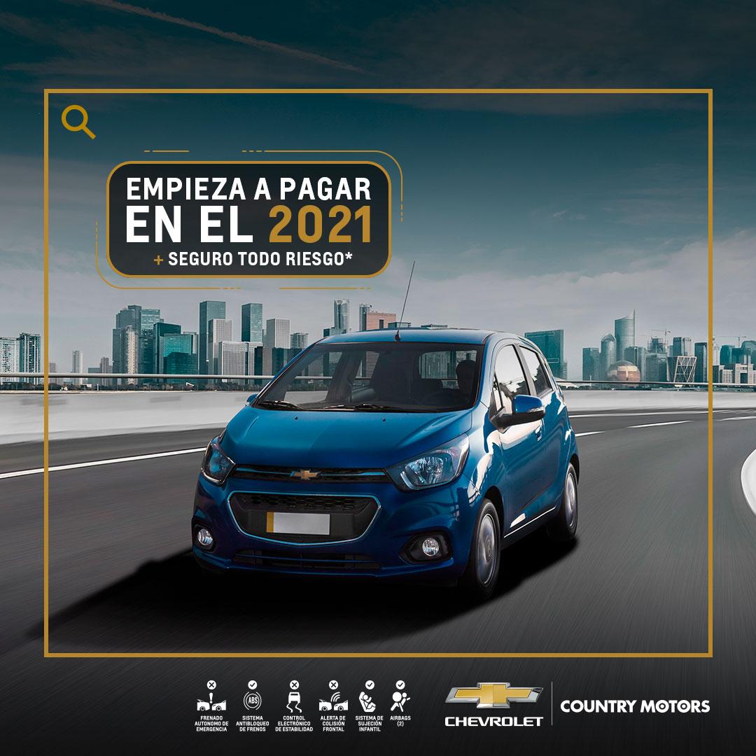 Chevrolet Country - paga en el 2021