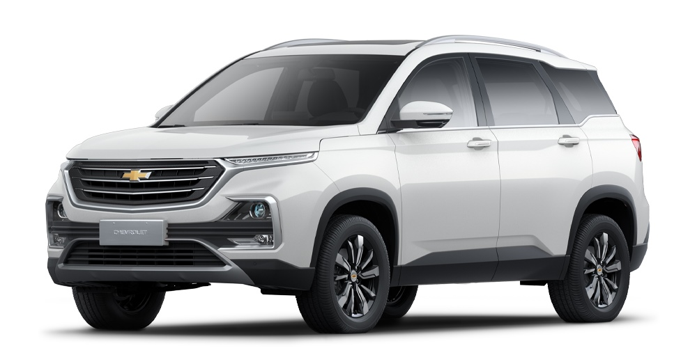 Chevrolet San Jorge - Captiva