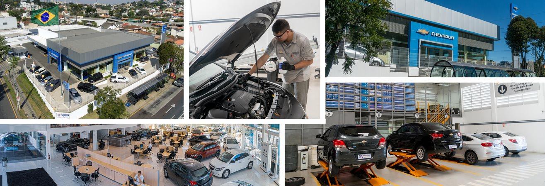 Venda e ofertas de carros novos e seminovos na concessionária Chevrolet Metrosul Bom Retiro de Curitiba/PR. Peças genuínas GM, acessórios automotivos originais e serviços de manutenção e revisão de veículos.