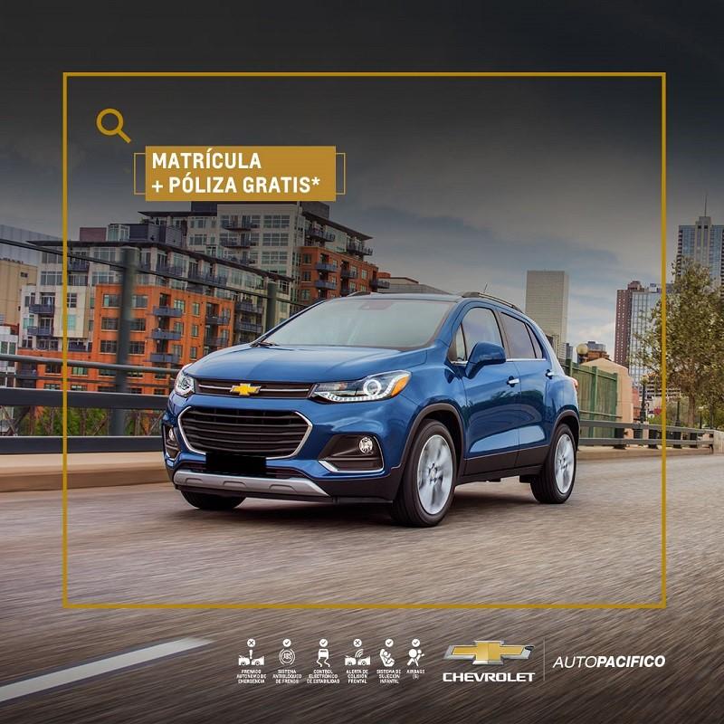 Autopacifico Chevrolet - Con Descuento