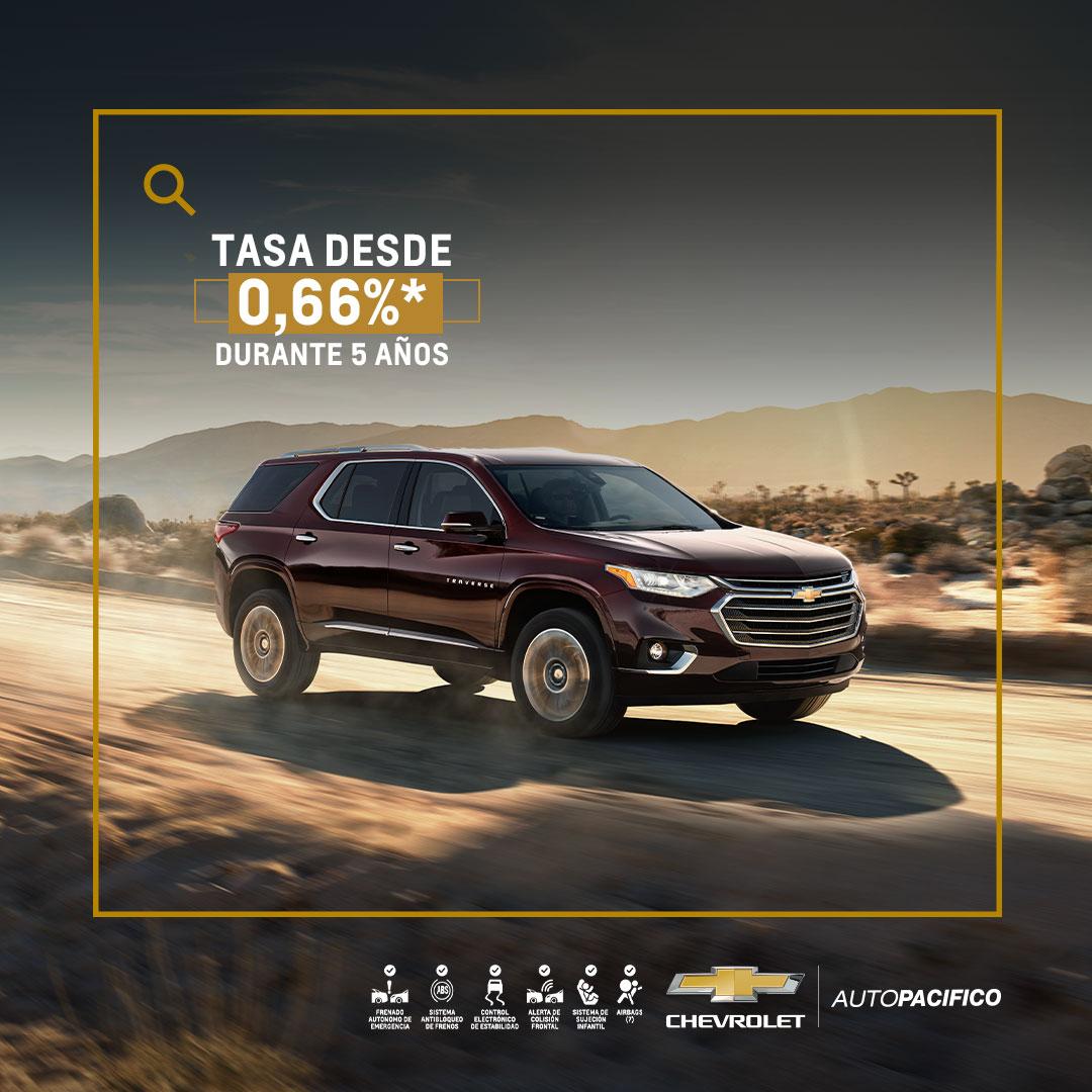 Autopacifico Chevrolet - Bajo Interes