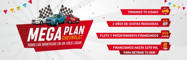 Mega Plan Chevrolet