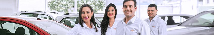 Venda e ofertas de carros novos e seminovos na concessionária Chevrolet DM Auto  de Passa dos Fontes . Peças genuínas GM, acessórios automotivos originais e serviços de manutenção e revisão de veículos.
