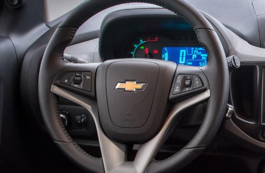 Volante Chevrolet Spin 2018