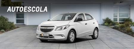 Comprar carros para Autoescola com descontos por vendas diretas Chevrolet