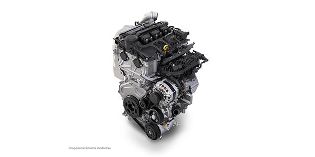 Novo Tracker 2021 com motor turbo 3 cilindros