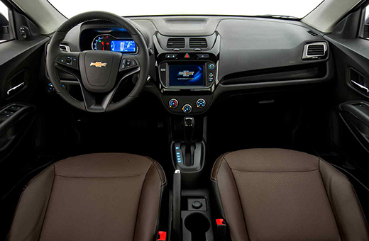 Chevrolet Cobalt 2018 interior