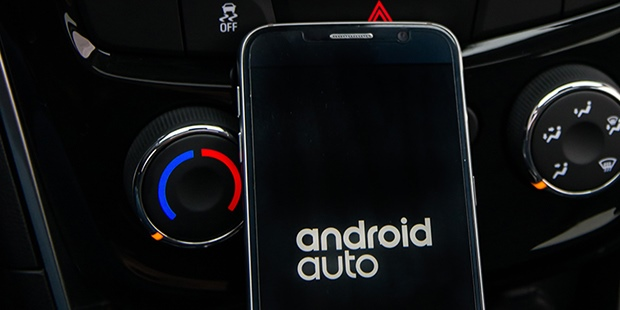 Android Auto do Chevrolet Equinox 2019