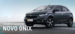 Conheça mais detalhes do modelo de carro novo Chevrolet Onix 2018