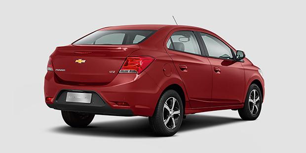 Camera de ré Chevrolet Sedan Prisma 2019