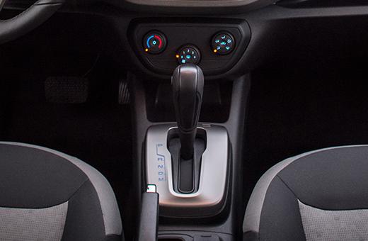 Câmbio automático Chevrolet Spin 2018