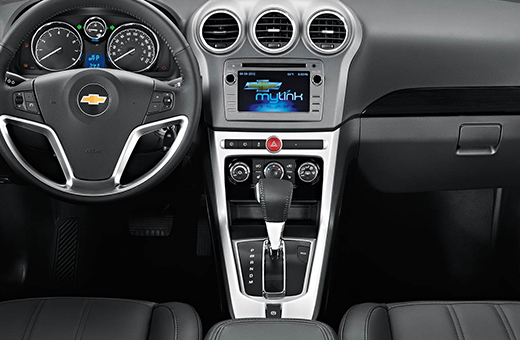 Tecnologia MyLink Nova Geração Chevrolet Cobalt 2016