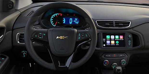 Painel Chevrolet Prisma 2019