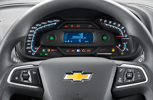 Air bag volante nova pickup Chevrolet Montana 2018
