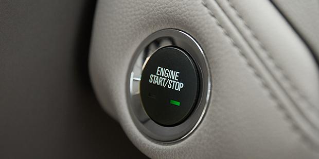 Novo Chevrolet Cruze 2018 equipado com a tecnologia Keyless Stop/Start