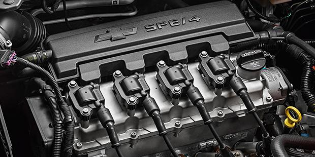 Motor 1.4 SPE/4 ECO 106 cv Chevrolet Sedan Prisma 2019
