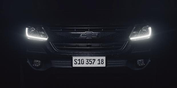 Faróis Nova Caminhonete S10 Midnight 2019