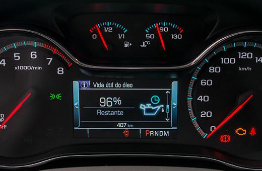 Computador de bordo Chevrolet Cruze 2018