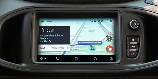 GPS Chevrolet Onix 2019
