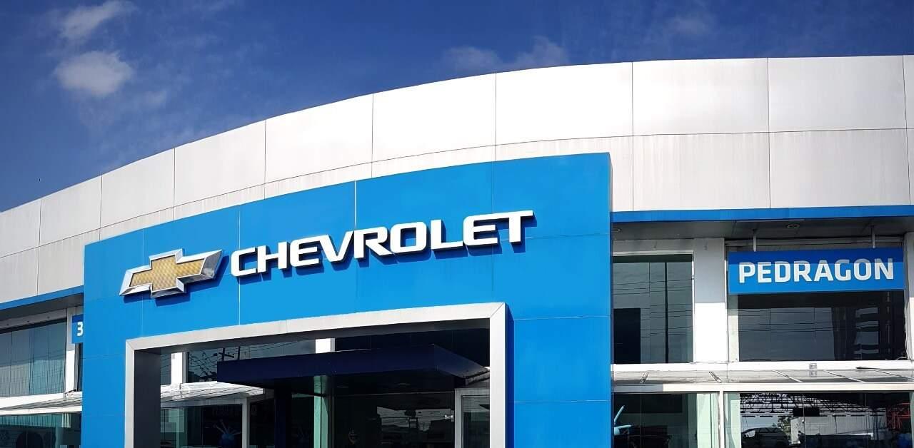 Venda e ofertas de carros novos e seminovos na concessionária Pedragon Chevrolet Manaus. Peças genuínas GM, acessórios automotivos originais e serviços de manutenção e revisão de veículos.
