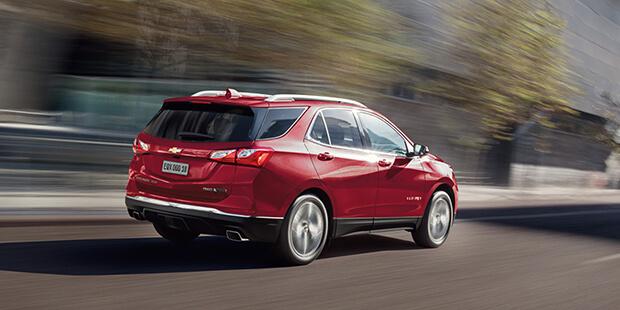 Faróis traseiros lateral Chevrolet Equinox