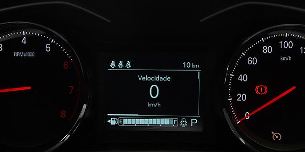 Carro com Wi-Fi Chevrolet novo Onix 2020