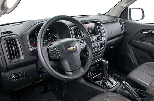 Chevrolet Trailblazer | Modelos | Total
