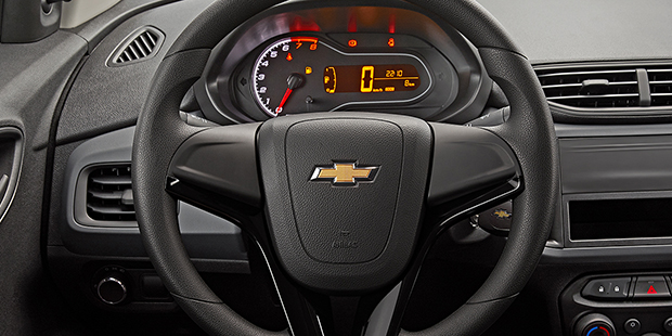 Tecnologia do novo Chevrolet Joy Plus 2020