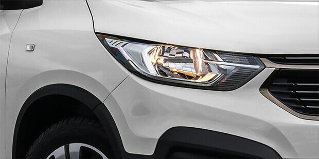 Acessórios de segurança do Spin Activ 2020, o novo carro de 7 lugares da Chevrolet