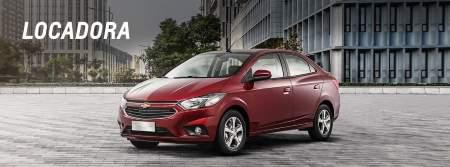 Comprar carros para Locadora com descontos por vendas diretas Chevrolet