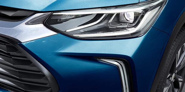 Design externo novo Chevrolet Tracker 2021
