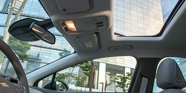 Teto solar Chevrolet Cruze Sport6 2019