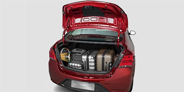 Porta-malas Chevrolet Prisma 2019