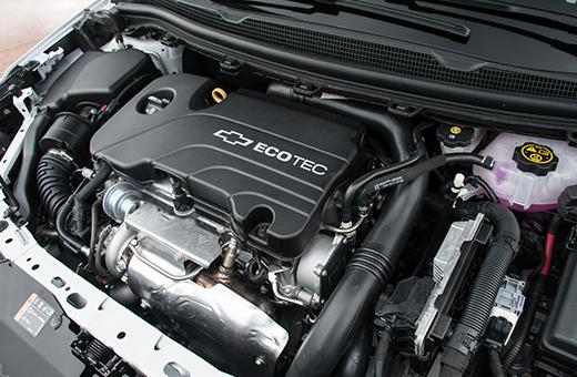 Motor 1.4L ECOTEC 153 cavalos do novo Chevrolet Cruze 2018