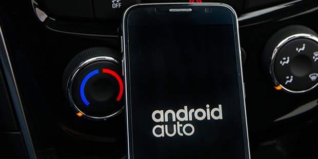 Android Auto Onix 2019