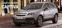 Conheça mais detalhes do modelo de carro Chevrolet Captiva 2018