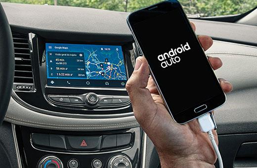 APP Android Auto Chevrolet MyLink Nova Geração