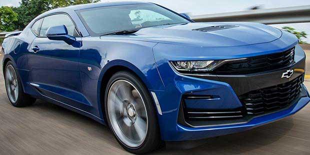 Tecnologias de segurança no novo Camaro Cupê SS 2019