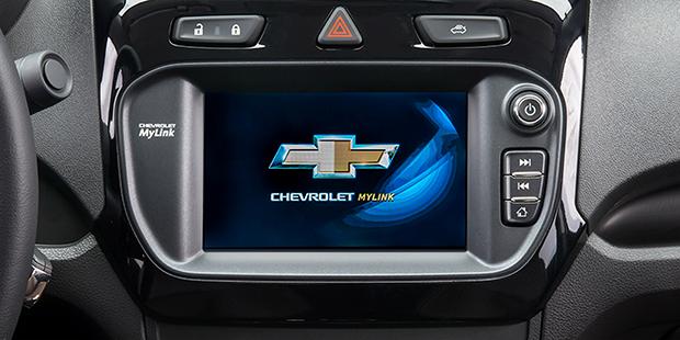Tecnologia MyLink Chevrolet Cobalt 2019