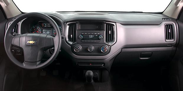 Painel nova Chevrolet S10 Chassi 2019