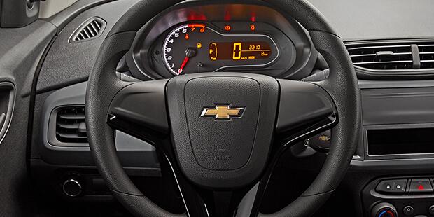 Tecnologia do novo Chevrolet Joy Plus 2020