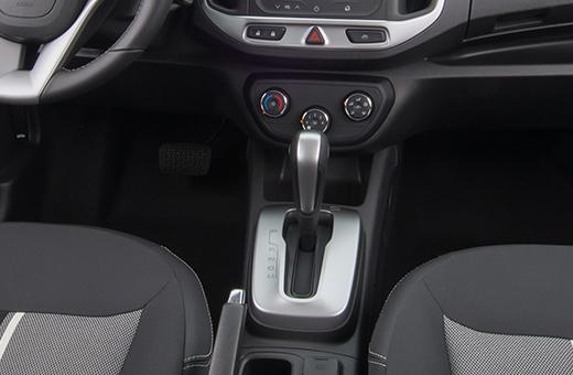 Câmbio automático da Chevrolet Spin Activ 2017