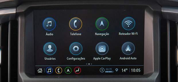 SUV Chevrolet Trailblazer 2021 com Wi-Fi