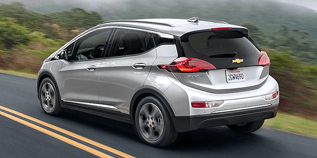 Novo carro elétrico Chevrolet Bolt EV 2019