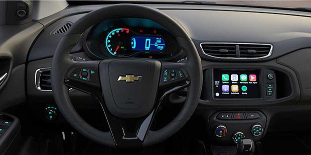 Painel Chevrolet Sedan Prisma 2019