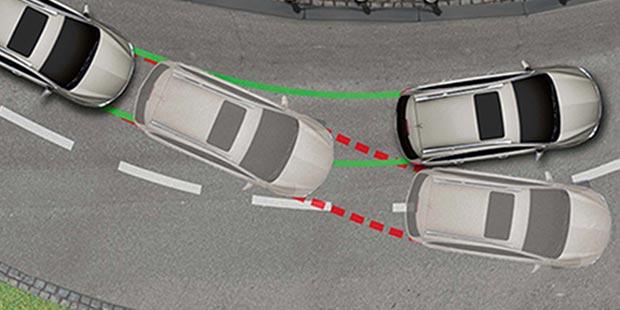 Controle eletrônico de estabilização e tração Chevrolet Tracker 2019